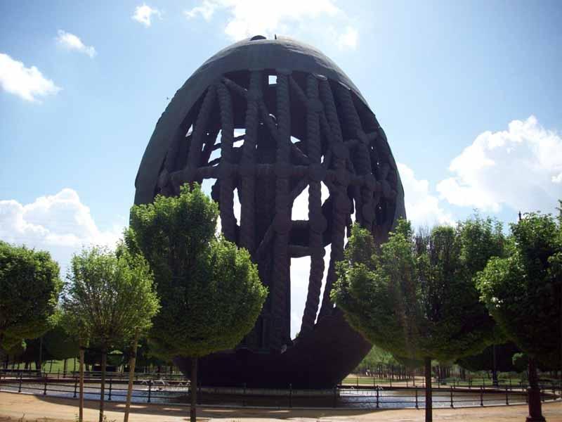 L'uovo di Colombo di Siviglia