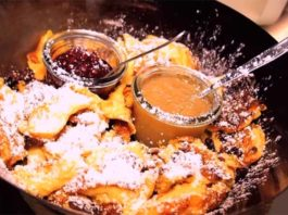 Kaiserschmarren, imperiale frittata dolce delle malghe alpine (tra Tirolo e Dolomiti) | Tuttosullegalline.it