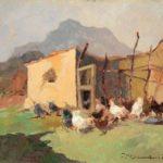 Pollaio - Carlo Domenici (1898 - 1981)