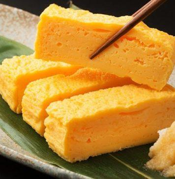 amagoyaki, ricetta della frittata arrotolata giapponese | Tuttosullegalline.it
