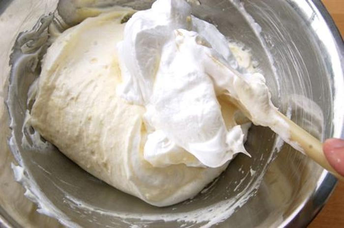 Crema Chantilly all'italiana (o diplomatica)