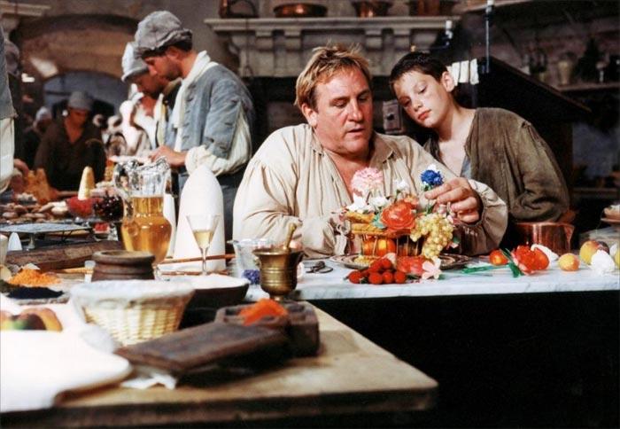 Vatel interpretato da Gerard Depardieu nel film Vatel di Roland Joffé (2000)