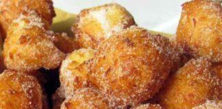 Frittelle di riso: il dolce tipico di Carnevale e San Giuseppe