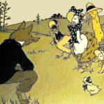 Henny Penny (Chicken Little): la favola e la sua morale | Tuttosullegalline.it