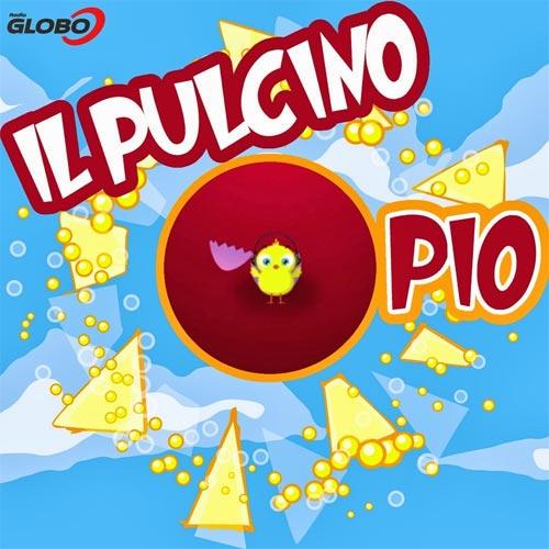 La copertina del singolo Il pulcino pio di Radio Globo