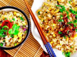 Riso alla cantonese (ricetta vegetariana) | Tuttosullegalline.it
