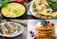 Differenza tra frittata, omelette, crêpes e pancake | Tuttosullegalline.it