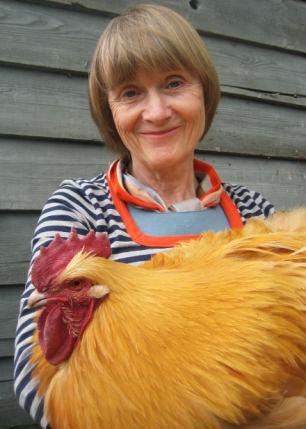 Francine Raymond, una pioniera dell'allevamento domestico di galline che ha fatto scuola!