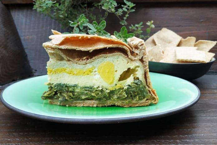 Torta Pasqualina, ricetta tradizionale ligure | Tuttosullegalline.it