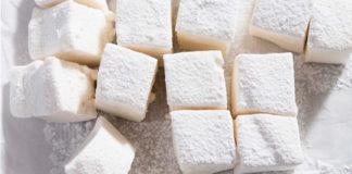 Marshmallow fatti in casa (dolcetti bianchi di soli albumi d'uovo) | Tuttosullegalline.it