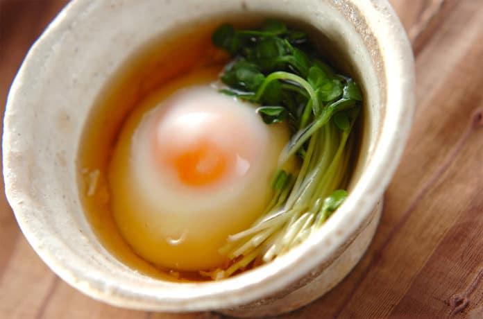 Onsen Tamago, ricetta giapponese delle uova cotte nelle acque termali | Tuttosullegalline.it