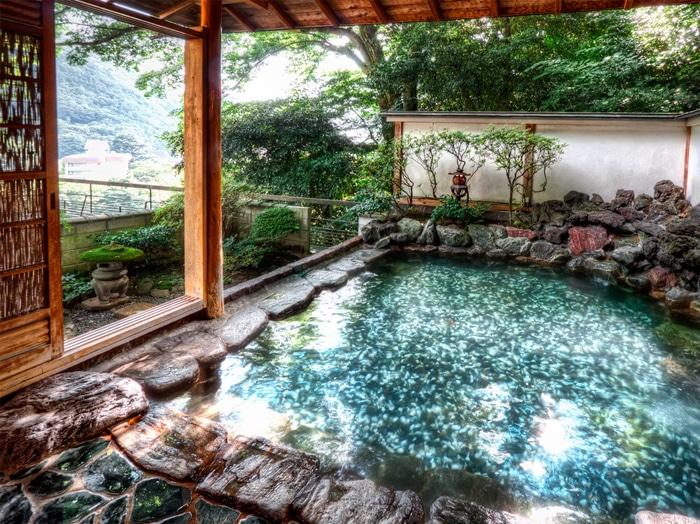 Hakone Onsen in prossimità di Tokyo