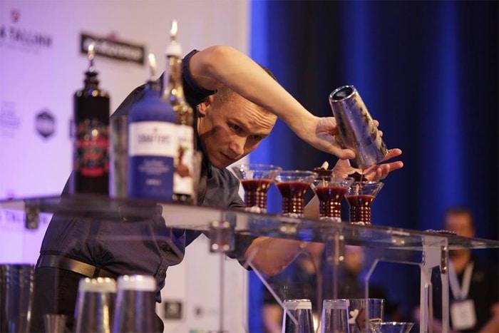 Il WWC 2018 (Campionato Mondiale di Cocktail) organizzato dall'IBA