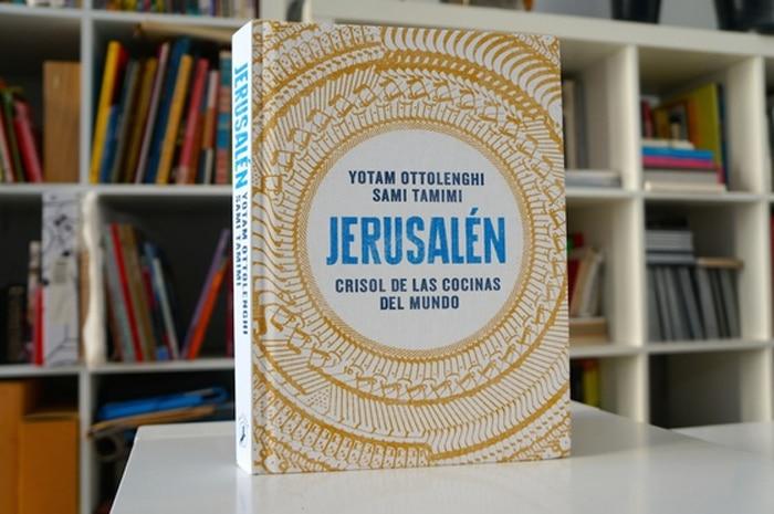 Il libro di cucina Jerusalem di Yotam Ottolenghi