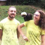 Denis e Francesca, La Cascina Gallinara | Allevamento amatoriale di Olandese ciuffata e Livorno