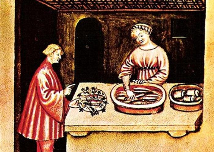 La conservazione del pesce in salamoia durante il Medioevo