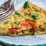 Quiche Lorraine vegetariana: ricetta della torta salata per eccellenza | Tuttosullegalline.it