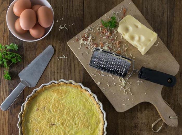 Ingredienti Quiche Lorraine